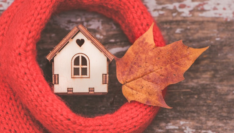 Get your home 'autumn ready'