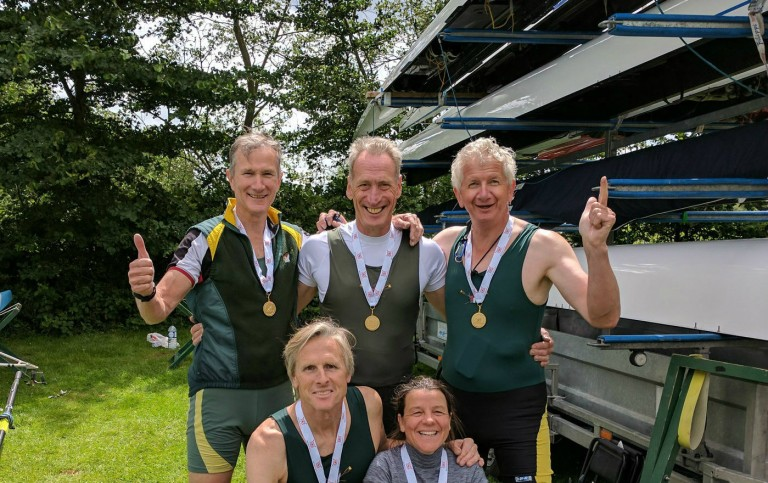 National Masters Rowing Championships June 11th 2017